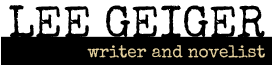 Lee Geiger - author - logo